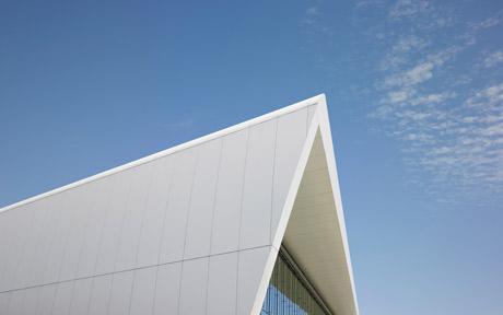 Architekten In Kassel produktionshalle sma kassel hhs planer architekten ag kassel