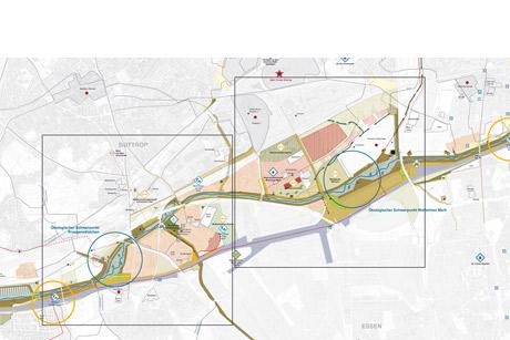 ASTOC/RMP/Landschaft Planen und Bauen/Post und Welters