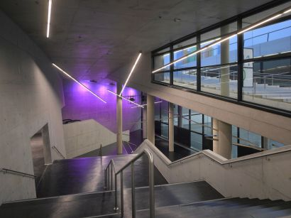 Kleine Olympiahalle im Olympiapark, München | Auer Weber ...