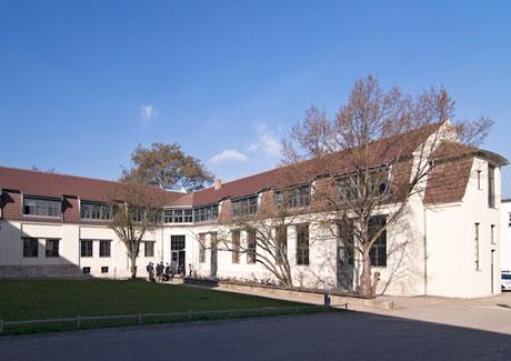 Bauhaus Uni Weimar Van De Velde Bau Unesco Weltkulturerbe