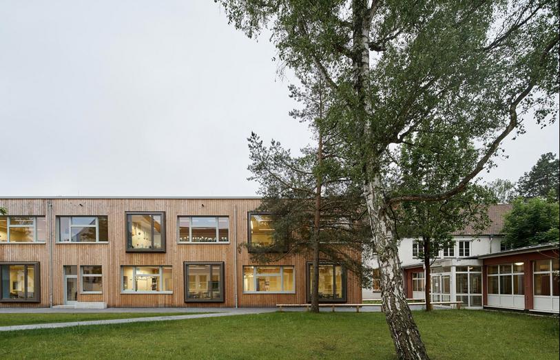 Architekten Hamburg trapez architektur dirk landwehr hamburg architekten baunetz