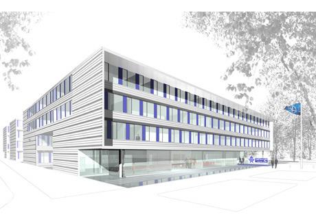 ESG Unternehmenszentrale in Fürstenfeldbruck, 1. Preis