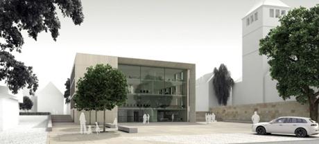 Rathaus Lengarten 1.Preis 2009