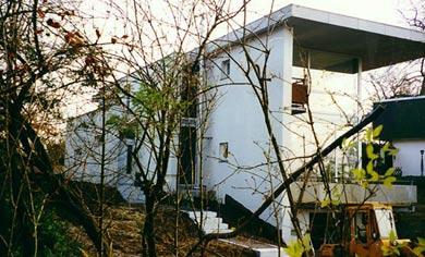 Einfamilienhaus Hahnenfeld Architekten Frankfurt Am Main
