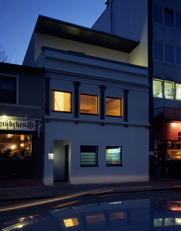 Klaus Frahm, Hamburg