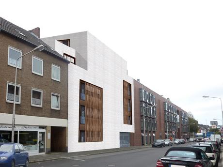Cellitinnen-Seniorenhauses in der Kölnstraße in Düren