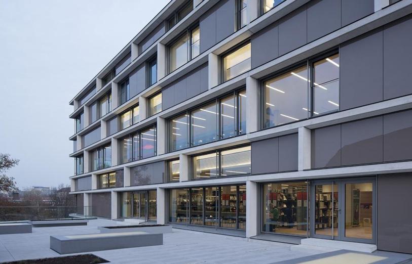 Architekten Nürnberg baum kappler architekten nürnberg architekten baunetz