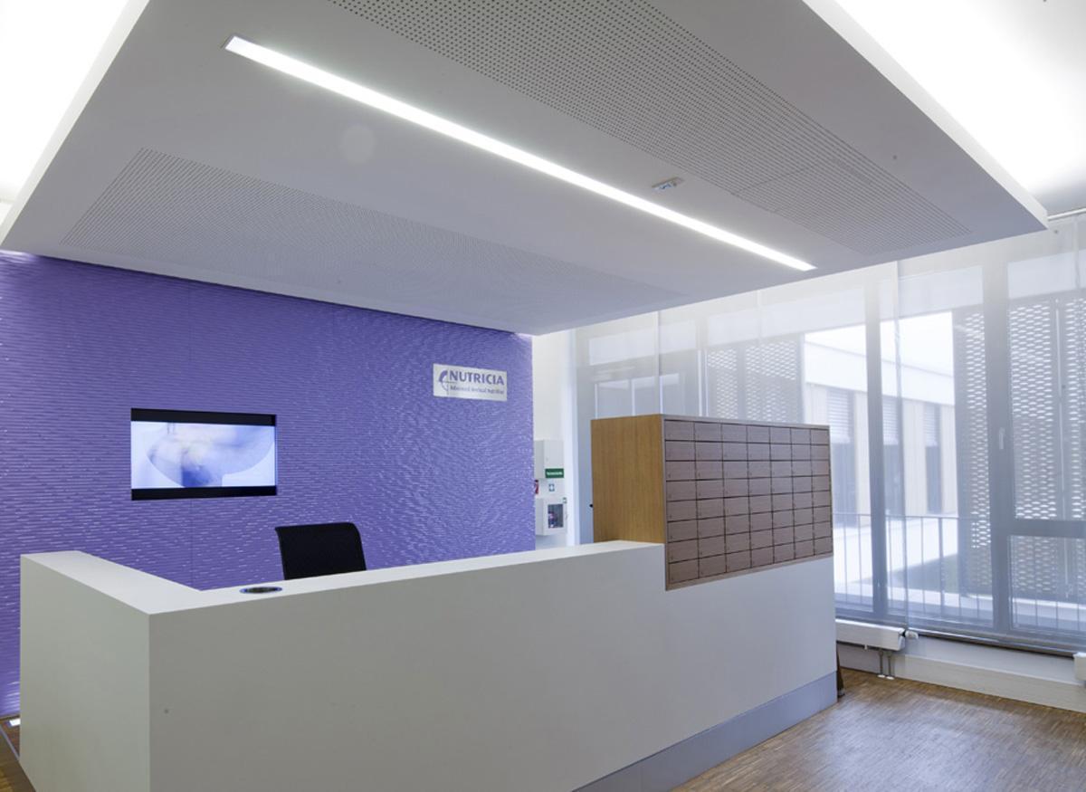Nutricia GmbH Bürokonzept Erlangen   baum   kappler architekten ...