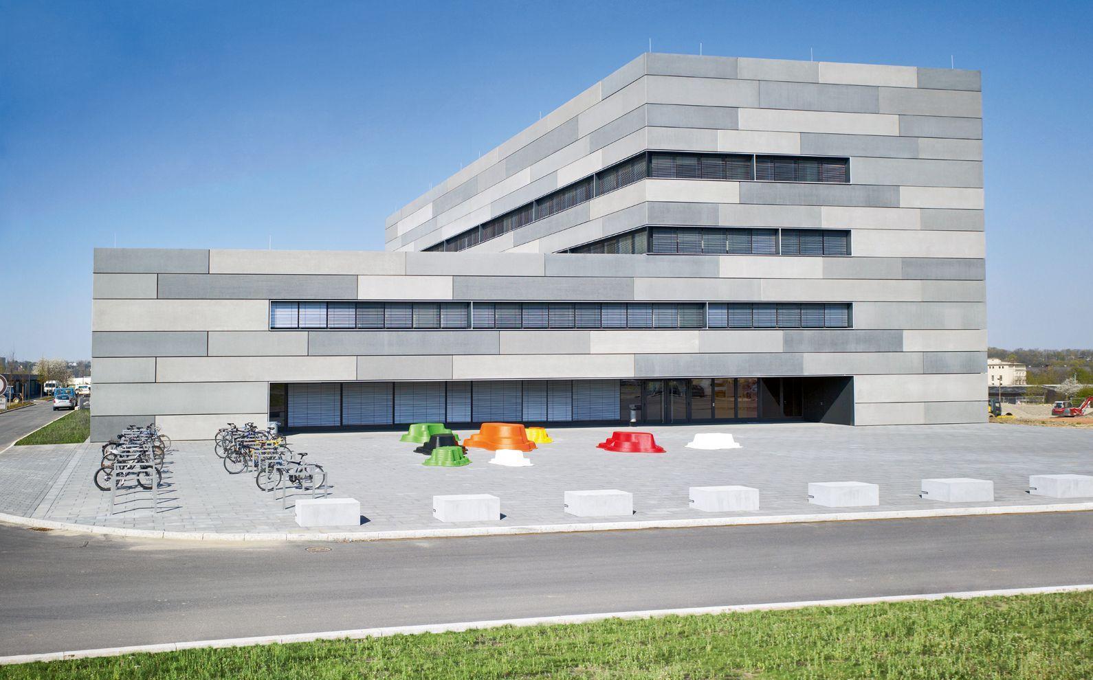 Architekten Chemnitz physikinstitut tu chemnitz rohdecan dresden architekten