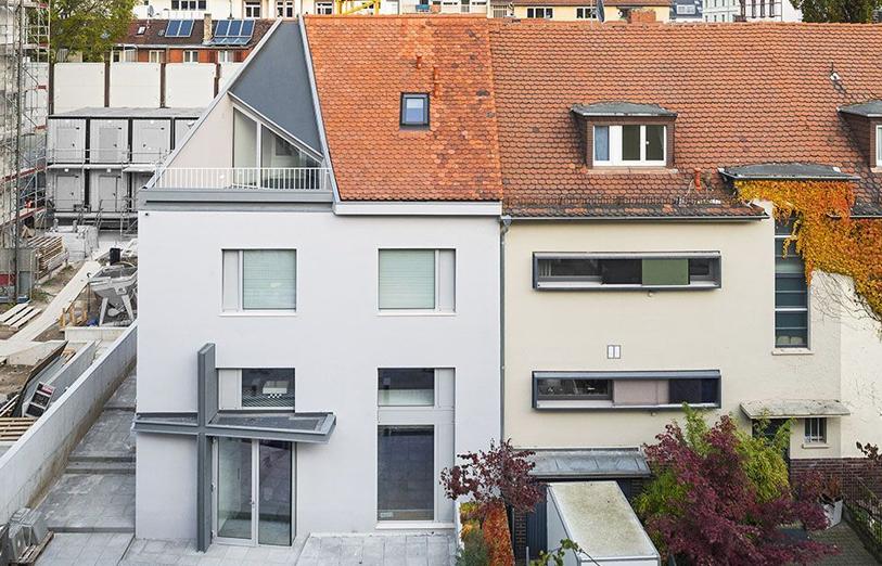 Architekturbüros Frankfurt theres architekten bda frankfurt architekten