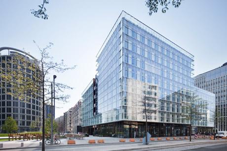 Bürohaus Centurion Commercial Center  Foto: Jens Kirchner