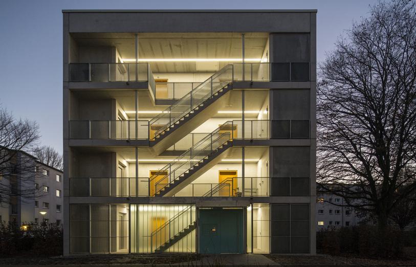 Lin Architekten Urbanisten Berlin Architekten Baunetz