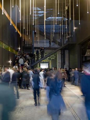 Inauguration, Foto: Jan-Oliver-Kunze