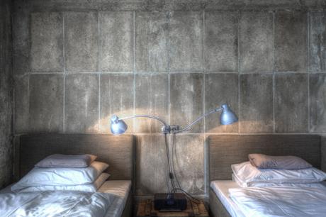 Hotel Speicher 7 / Foto: Klaus Hackl, Mannheim