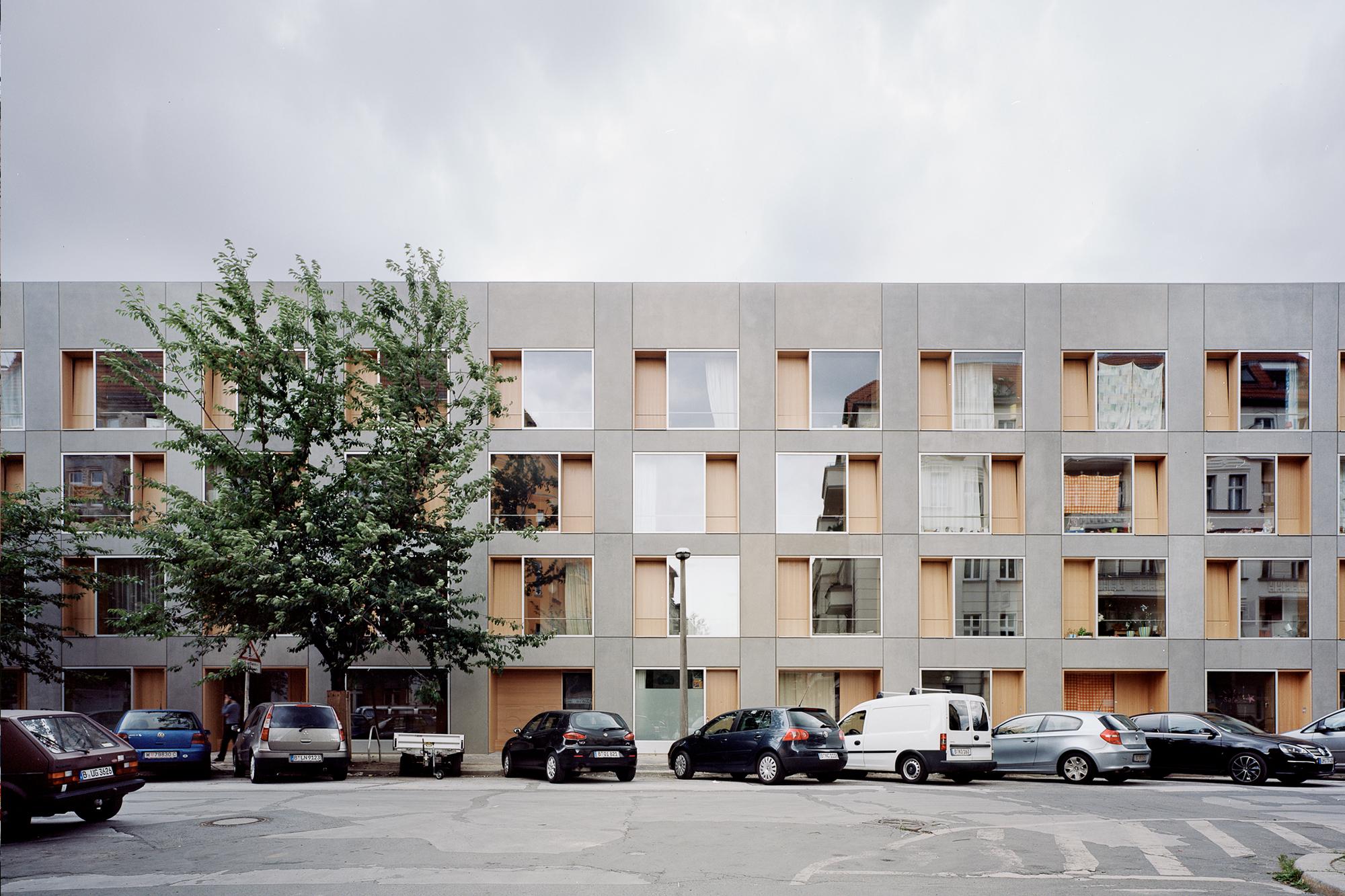 Zelter Straße/ Simon Menges