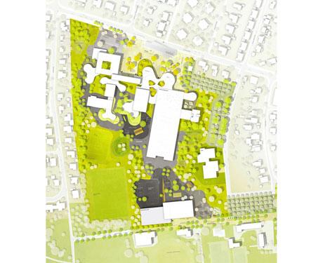 Atelier LOIDL Landschaftsarchitekten in Kooperation mit ZILA