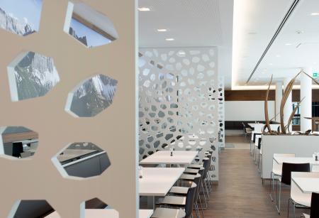 Mitarbeiterrestaurant Rohde&Schwarz - Besichtigung Samstag, 28.6., 13-15 Uhr