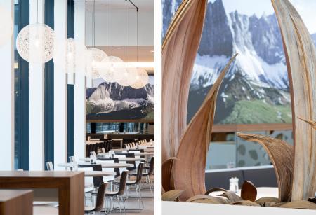 Mitarbeiterrestaurant Rohde&Schwarz
