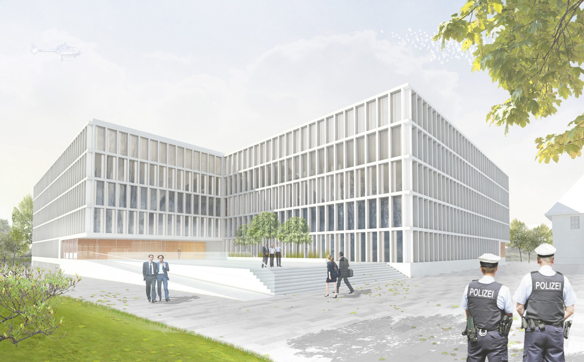 Visualisierung: CODE UNIQUE Architekten GmbH