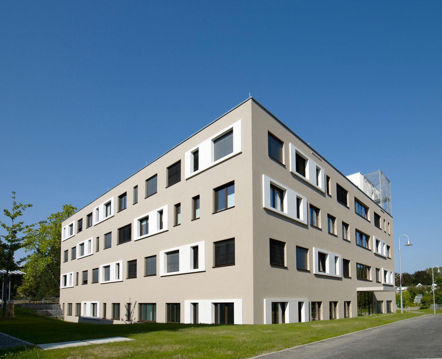 Architekten Konstanz ärztehaus konstanz bodamer faber architekten stuttgart