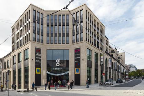 Portal Marienstraße, Foto © Stefan Müller