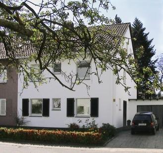 D12 Umbau eines Einfamilienhauses in Düsseldorf