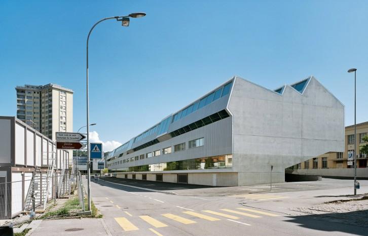 Georg Aerni, Zürich