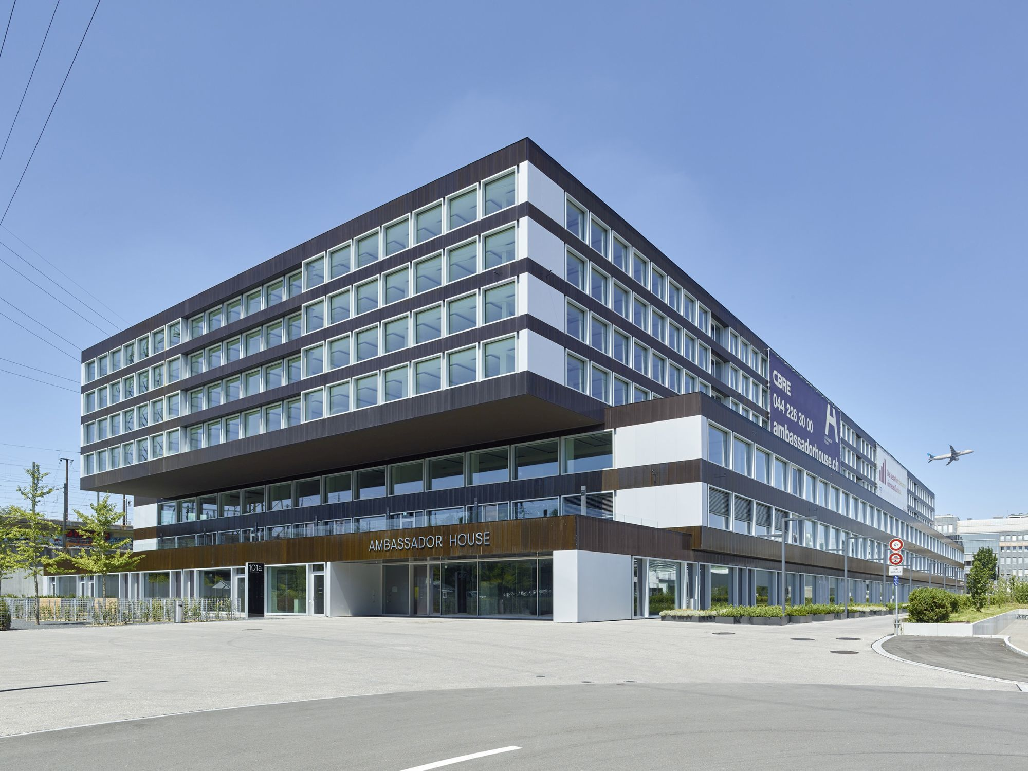Jürg Zimmermann, Zürich