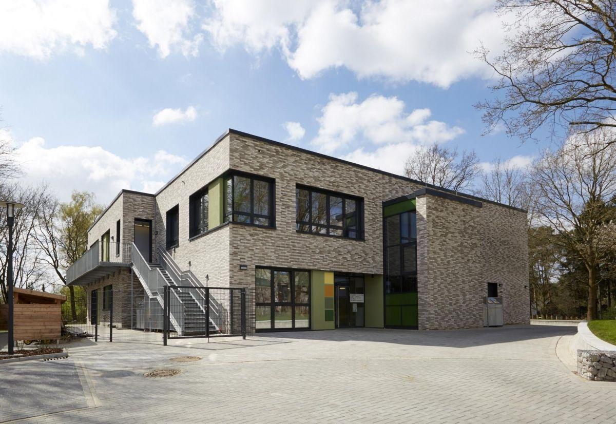 Pestalozzi Kindertagesstätte Hamburg Eißendorf gesamt