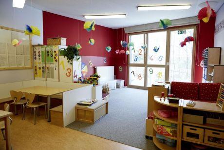 Pestalozzi Kindertagesstätte Hamburg Eißendorf Innenraum
