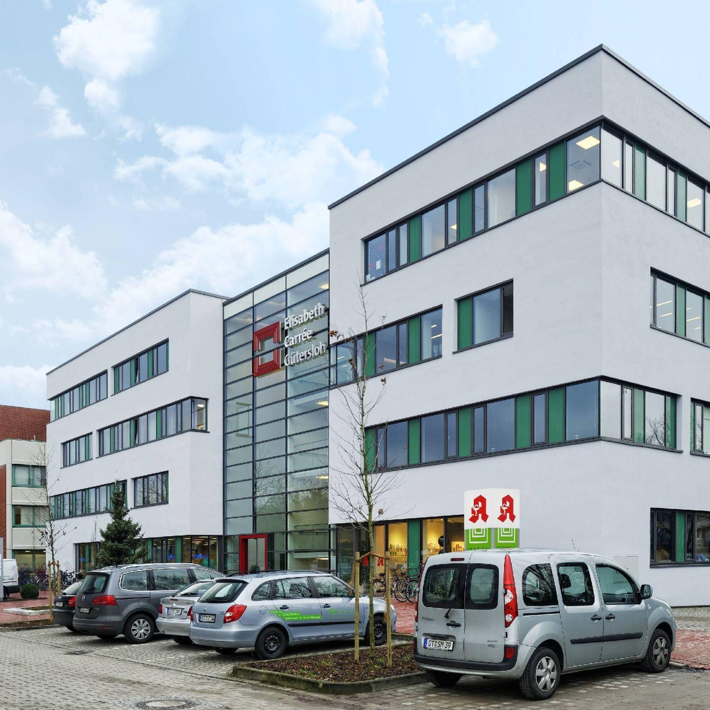 Architekten Recklinghausen elisabeth carrée st elisabeth hospital gütersloh ludes