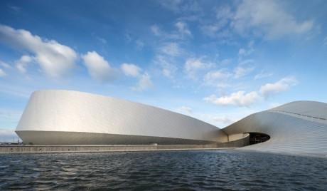 Architektur 3XN, Fotocredit: Adam Mørk courtesy of 3XN