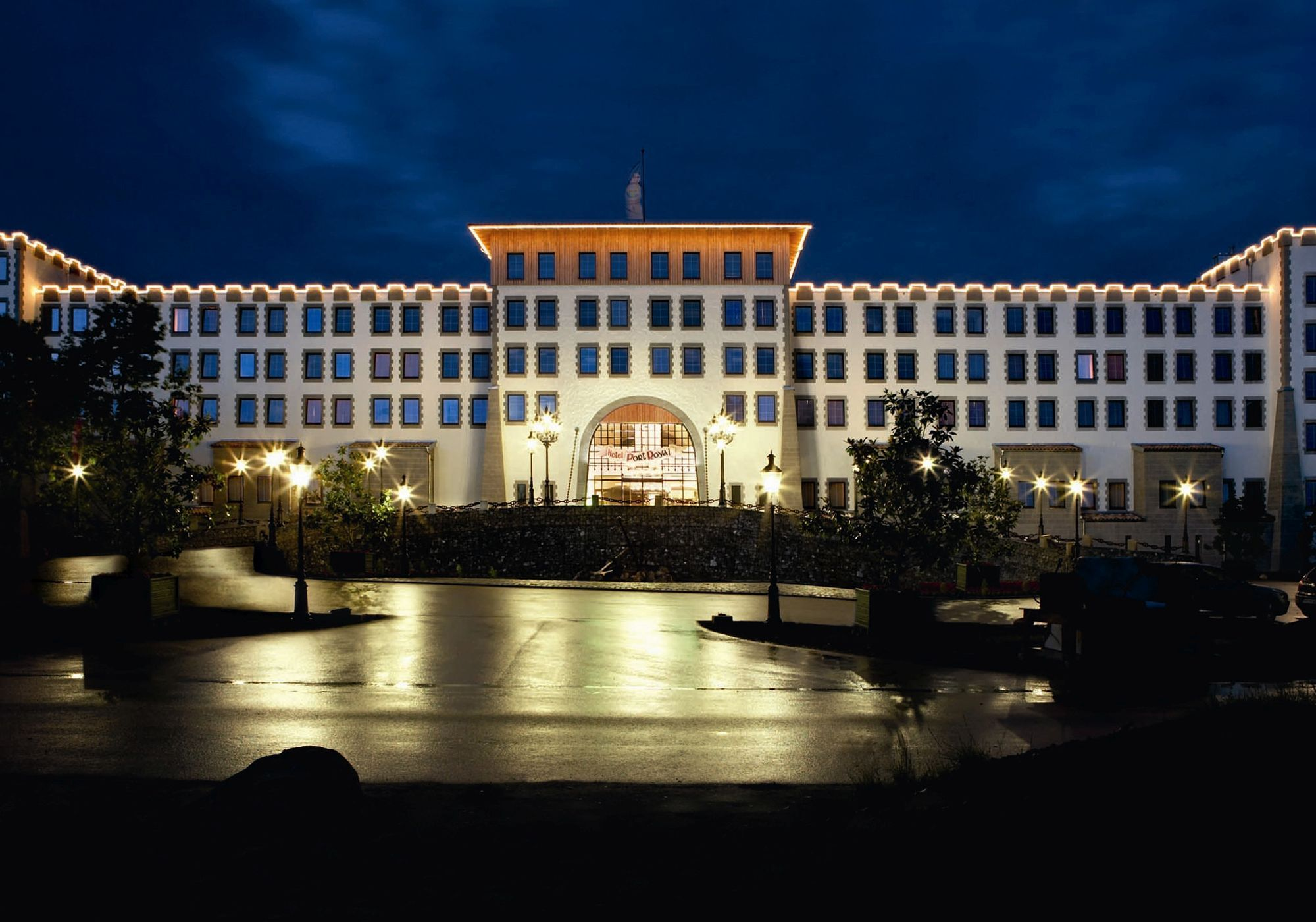 Hotel Port Royal Heidepark Soltau Rimpf Architektur