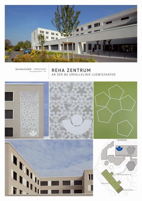 REHA-Zentrum an der BG-Unfallklinik Ludwigshafen / Schmucker u. Partner