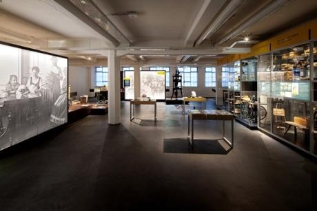 Deutsches Hutmuseum Lindenberg. Ausstellung 2. OG. Stadtgeschichte und Hutproduktion Fotograf: Daniel Stauch