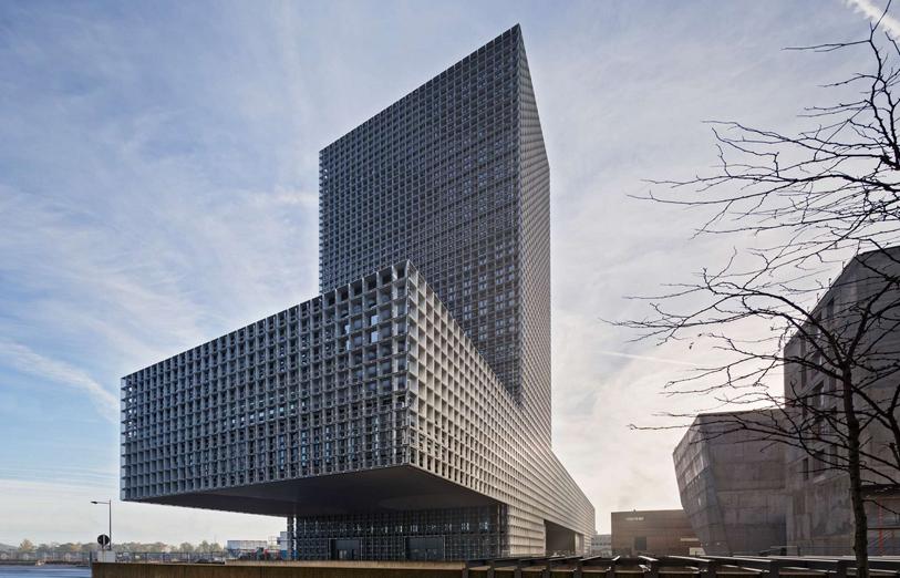 Cba architects luxembourg architekten baunetz architekten
