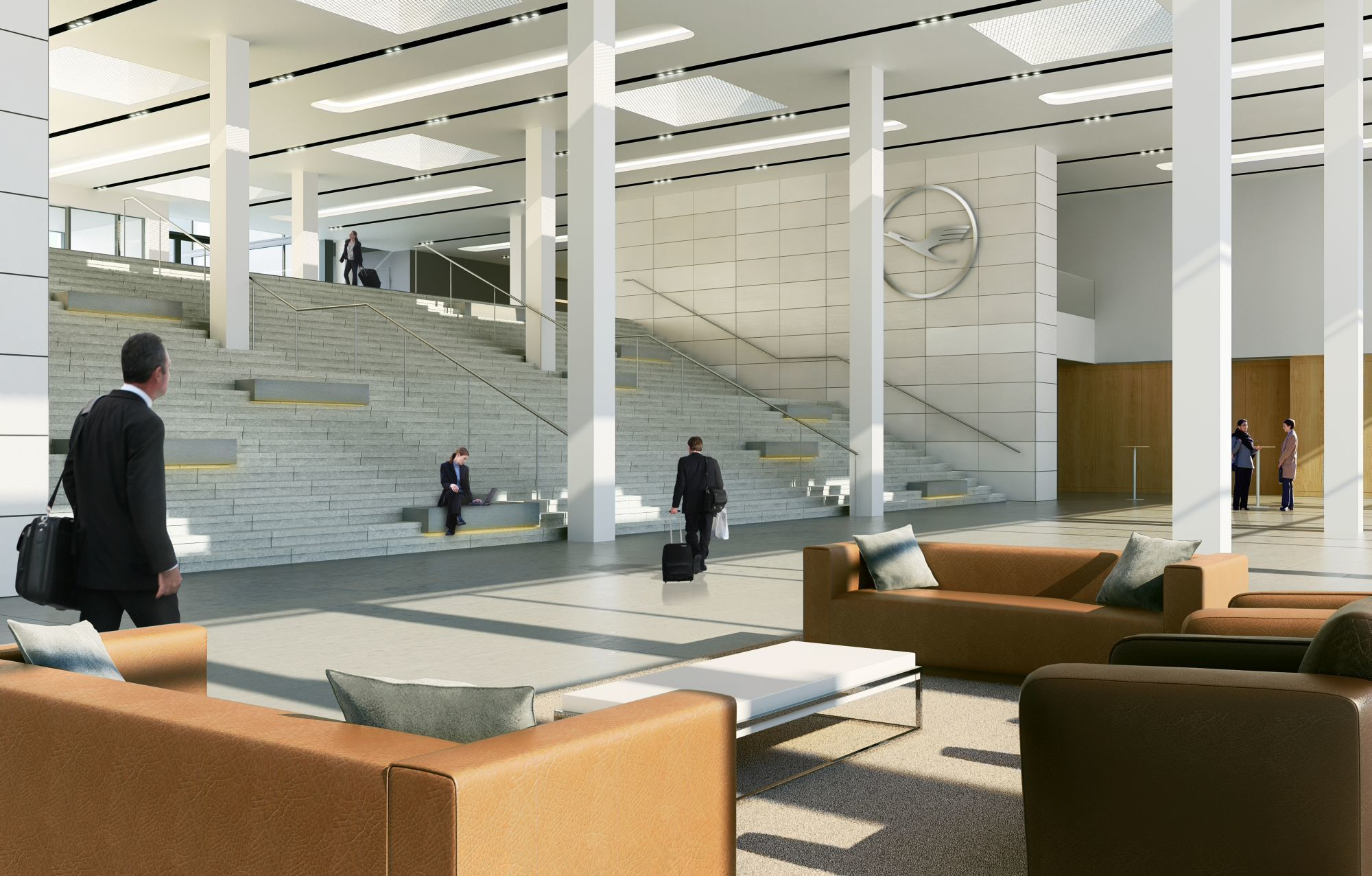 Rendering: Hollin + Radoske Architekten