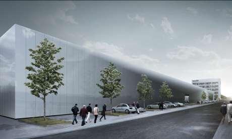 Halle Süd, © Allmann Sattler Wappner Architekten
