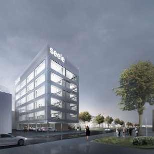 Bürogebäude, © Allmann Sattler Wappner Architekten