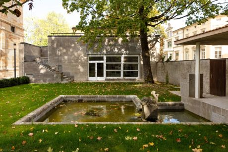 Lageplan: Levin Monsigny Landschaftsarchitekten