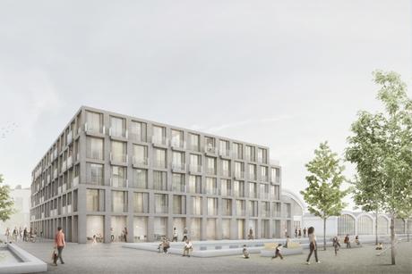 © Allmann Sattler Wappner Architekten