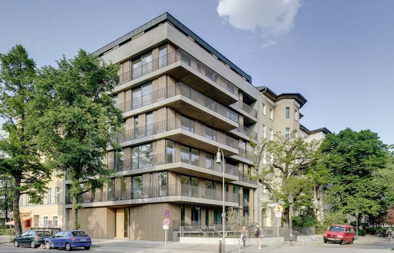 Carlo Witte Architekten Berlin Architekten Baunetz Architekten