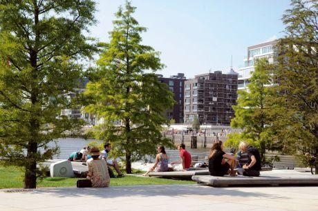 Foto: ELBE&FLUT, Quelle: HafenCity Hamburg GmbH