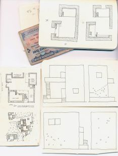 All plans and drawings © Anna Heringer