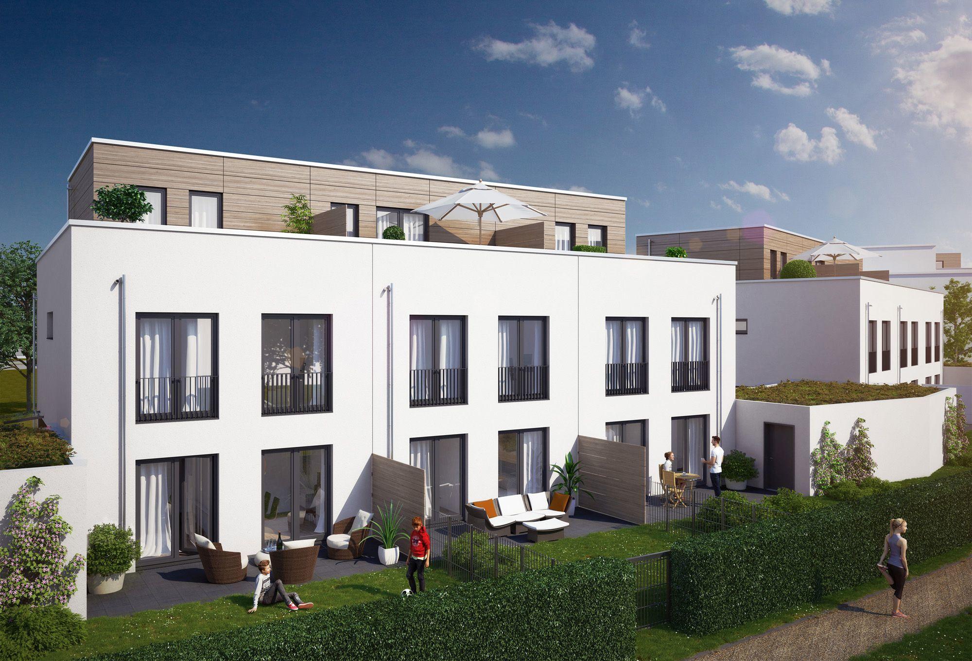 Quartier Neuss Weckhoven © sop architekten, HHVISION