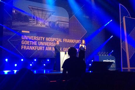 Mipim Awards Ceremony 2016: Nominierung des Universitätsklinikums der Goethe-Universität, Frankfurt a.M., der Nickl & Partner Architekten AG