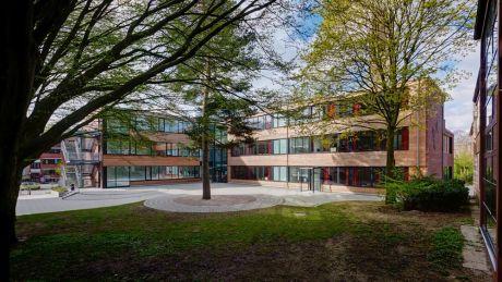 Zu Und Ersatzbau Matthias Claudius Gymnasium 360grad Architekten