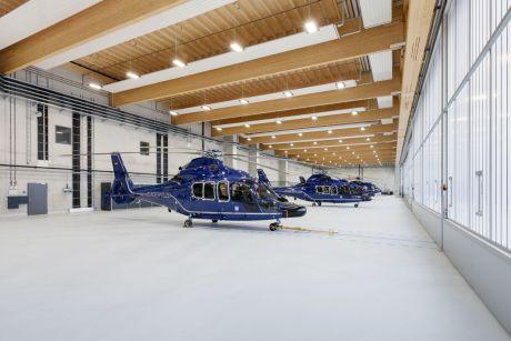 Hubschrauberflugplatz München Oberschleißheim (Fotos ©: Steffen Wirtgen)