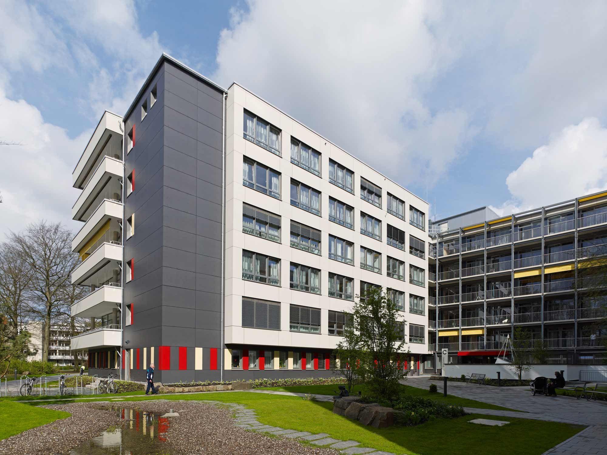Architekt Leverkusen klinikum leverkusen pl architekten gmbh aachen architekten