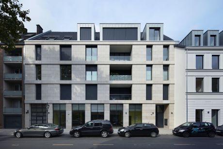 Architekten Düsseldorf georg döring architekten bda düsseldorf architekten baunetz